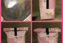 DIY ✨ Lunch-Bag's
