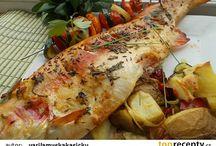 recepty- ryby