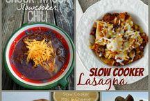 Food-Slow Cooker