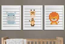 baby decor prints