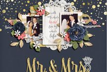 Scrapbook Wedding