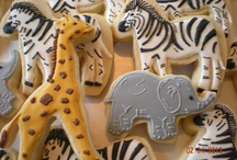 Cookies: South Africa inspired