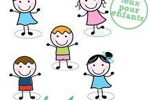 Enfants 4 ans activités extérieur