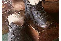 oude schoentjes