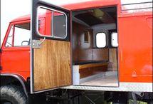 camper conversions & outdoor