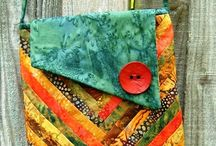 batik bag n pouch