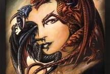 "Dragon Era / by Ray ""The Xerø"" Valencia"