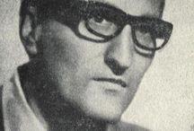Antonin Bartusek / Antonín Bartušek (1921-1974), the Czech poet