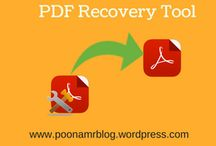 PDF Recovery Software