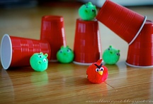 Angry birds / by Annouchka