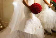 Murmaid Wedding dress