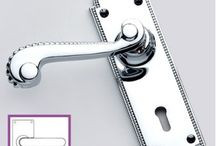 Lever Handles on Plate