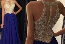 vestidos de formatura longo