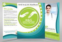 Brochure & Card Designs