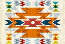 Native american prints