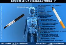 Informations sur le monde de la cigarette électronique