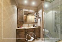 Özel Tasarım İle Hazırlanan Banyo Tasarımları