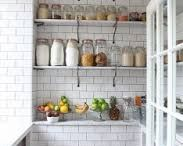 Huis: keuken / inspiratie voor het opruimen van de keuken -->  voor & na foto's