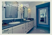Bathrooms (Home Elements) / A little luxury in a surprising place - from the San Francisco Bay Area and beyond, here is a look at the finest bathrooms from Alain Pinel Realtors.