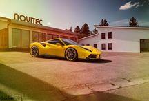 Novitec Rosso Ferrari 488 GTB / Zestaw modyfikacji NOVITEC GROUP dedykowany Ferrari 488 GTB już dostępny! Aerodynamika wykonana z włókna węglowego, sportowy układ wydechowy, kute felgi oraz silnik wzmocniony do 772 KM. Lider tuningu Ferrari stworzył 488 idealne?  Wiecej informacji na naszej stronie internetowej: http://gransport.pl/blog/ferrari-488-gtb-novitec-rosso-2/  GranSport - Luxury Tuning & Concierge http://gransport.pl/index.php/novitec.html