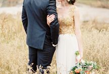 PHOTO : boho wedding