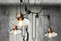 Steampunk Lampe