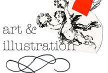 WORK: Art & Illustration