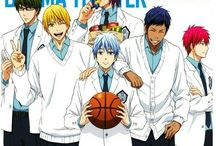 Basketball which Kuroko plays