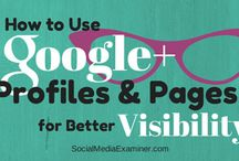 Google+ For Social Media / All about Google+.