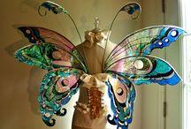 Aille de papillon