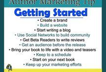 Author/Book Marketing Tips