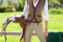 乗馬ファッション