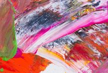 Abstract paintings / Abstract paintings