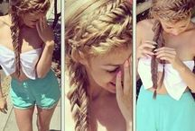 fun hair styles for Lucia