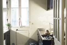 Little kitchen / by em design