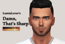 Sims 4 - Males