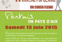 Evénements #WePertuis / Vivez et revivez des émotions au<3 de la Provence !