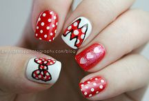Nail art and such / hair_beauty