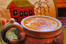 HEALTHY SOUPS / Hearty delicious soups made healthier by Catherine Katz @Cuisinicity