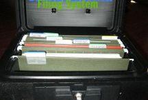 Organization/Simplify / by Jamie Davidson