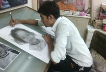 my art work for pencil sketch