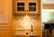 Wine Cellars/Cabinets / Storage for wine and entertainment areas