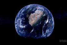 Our unique Earth. / Videos and images which describe our stunning planet and the love and attention we owe her.
