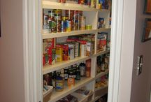 Home {Pantry} / by Amber Cambridge