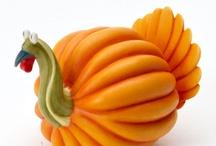 pumpkins! / they just look sooooooooo pretty sometimes... / by M L   S