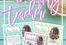 Teacher Forms / Forms and notes and all things teacher organization!