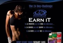 24 Day Challenge daily blog