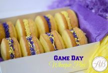 Game Day Fun! Go Broncs! / by Christy Kirschner