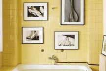 Badeværelse / Ideer til nyt badeværelse