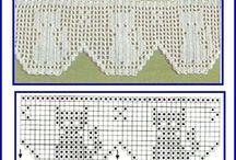 filet crochet / recehorgolás